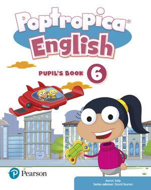 POPTROPICA ENGLISH 6 PUPIL'S BOOK ED. 2021