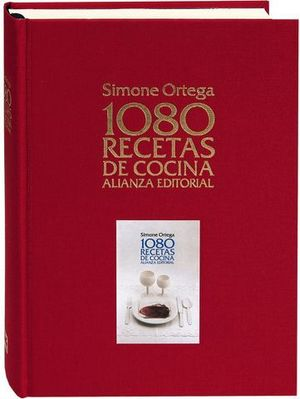 1080 RECETAS DE COCINA ED. LIMITADA