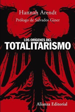ORIGENES DEL TOTALITARISMO