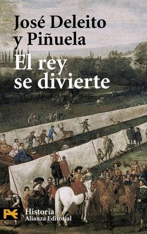 REY SE DIVIERTE, EL