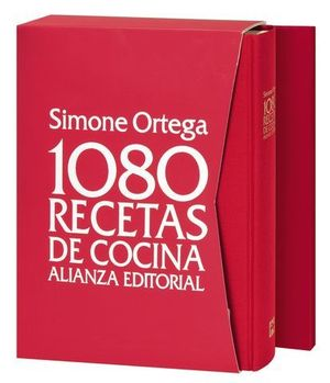 1080 RECETAS DE COCINA ( ED. ESPECIAL + AGENDA 2014 )