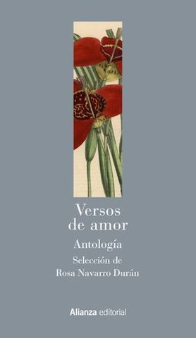 VERSOS DE AMOR ANTOLOGIA
