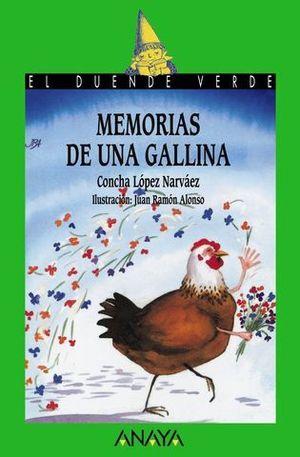MEMORIAS DE UNA GALLINA (+8 AÑOS)