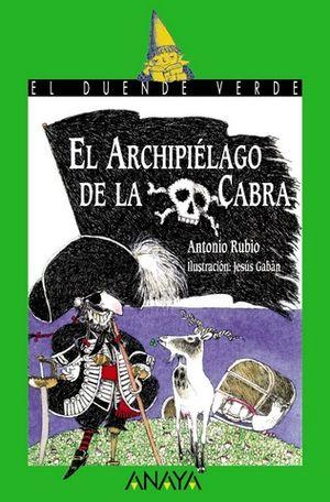 ARCHIPIELAGO DE LA CABRA, EL (+8 AÑOS)