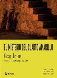 MISTERIO DEL CUARTO AMARILLO, EL