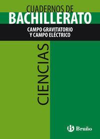 CUADERNO CIENCIAS BACHILLERATO CAMPO GRAVITATORIO