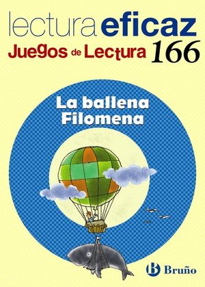 LA BALLENA FILOMENA JUEGOS DE LECTURA Nº 166