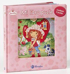 MI LIBRO PUZZLE TARTA DE FRESA