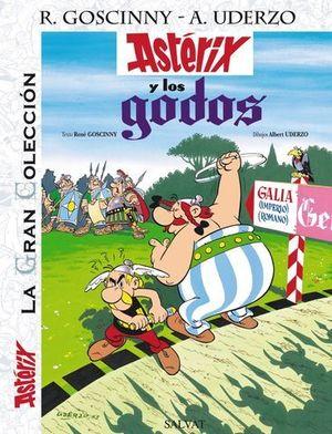 ASTERIX Y LOS GODOS LA GRAN COLECCION