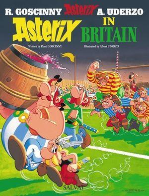 ASTERIX IN BRITAIN /  ASTERIX EN BRETAÑA  ( ED. BILINGUE )
