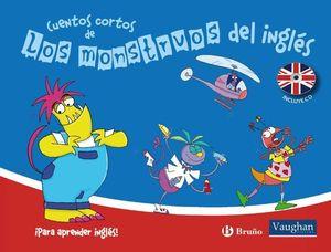 CUENTOS CORTOS DE LOS MONSTRUOS EN INGLES
