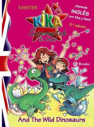 KIKA SUPERWITCH & DANI AND THE WILD DINOSAURS