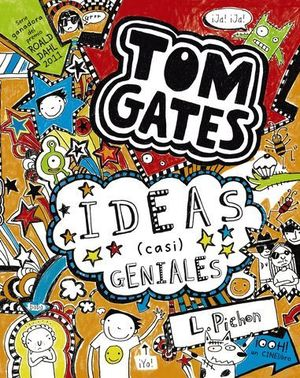 TOM GATES.IDEAS CASI GENIALES