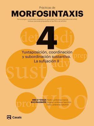 PRACTICAS DE MORFOSINTAXIS Nº 4