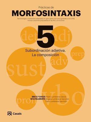 PRACTICAS DE MORFOSINTAXIS Nº 5