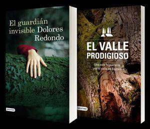 PACK EL GUARDIAN INVISIBLE + GUIA MAGICA DEL BAZTAN