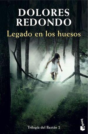 LEGADO EN LOS HUESOS (TRILOGIA DEL BAZTAN 2)