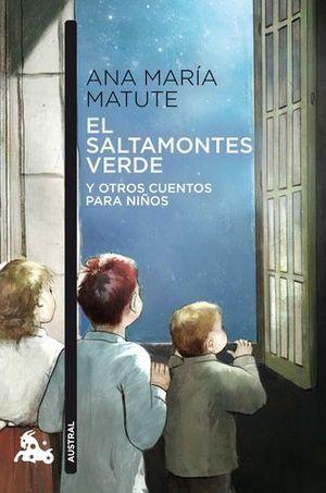 EL SALTAMONTES VERDE Y OTROS CUENTOS PARA NIÑOS