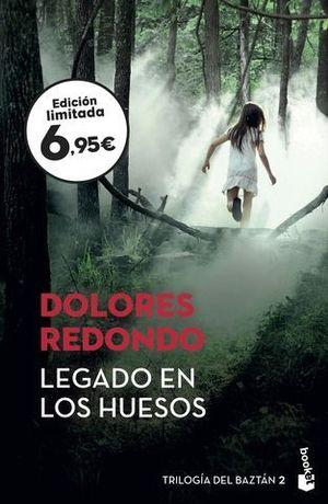 LEGADO EN LOS HUESOS  ED. LIMITADA (TRILOGIA DEL BAZTAN 2)