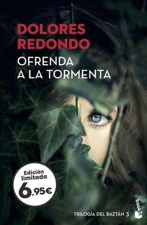 OFRENDA A LA TORMENTA.  ED. LIMITADA (TRILOGIA DEL BAZTAN 3)