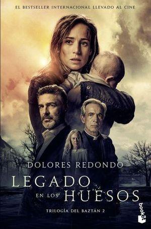 LEGADO EN LOS HUESOS ED. PELICULA (TRILOGIA DEL BAZTAN 2)