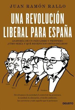 UNA REVOLUCION LIBERAL PARA ESPAÑA