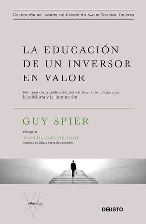 LA EDUCACION DE UN INVERSOR EN VALOR