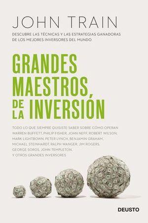 GRANDES MAESTROS DE LA INVERSION