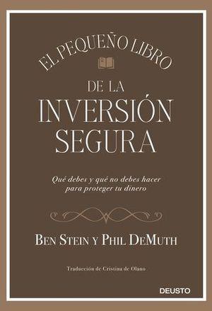 EL PEQUEÑO LIBRO DE LA INVERSION SEGURA