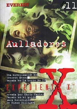 AULLADORES  EXPEDIENTE X