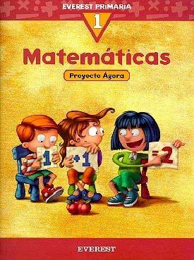 MATEMATICAS 1 PRIMARIA PROYECTO AGORA