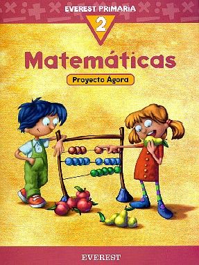MATEMATICAS 2 PRIMARIA PROYECTO AGORA