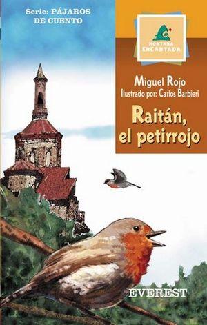 RAITAN EL PETIRROJO