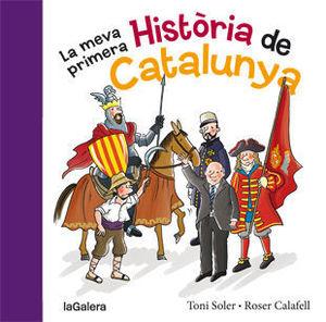 LA MEVA PRIMERA HISTORIA CATALUNYA ( CATALAN )