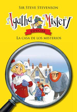 AGATHA MISTERY ESPECIAL.  LA CASA DE LOS MISTERIOS