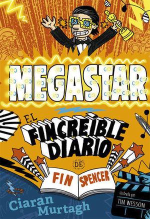 MEGASTAR EL FINCREIBLE DIARIO FIN SPENCER