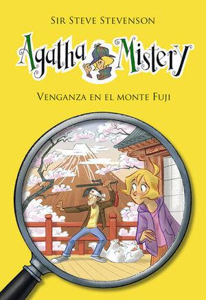 AGATHA MISTERY VENGANZA EN EL MONTE FUJI
