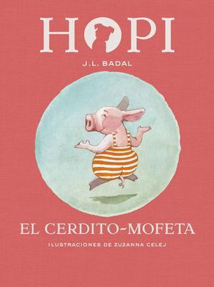 HOPI.  EL CERDITO MOFETA