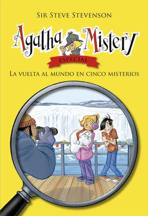AGATHA MISTERY ESPECIAL.  LA VUELTA AL MUNDO EN CINCO MISTERIOS