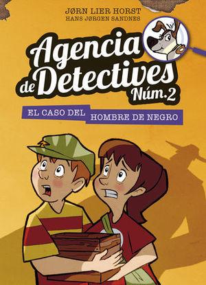 AGENCIA DE DETECTIVES Nº 2 EL CASO DEL HOMBRE DE NEGRO