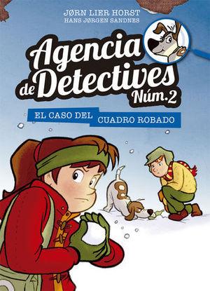 AGENCIA DE DETECTIVE NUM. 2.  EL CASO DEL CUADRO ROBADO