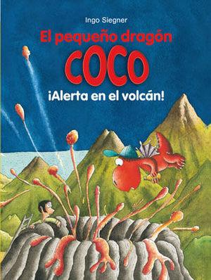 EL PEQUEÑO DRAGON COCO ¡ ALERTA EN EL VOLCAN !