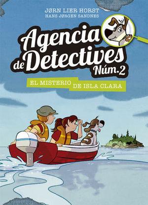 AGENCIA DE DETECTIVES Nº 2.  EL MISTERIO DE ISLA CLARA
