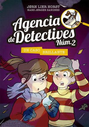 AGENCIA DE DETECTIVES Nº 2.  UN CASO BRILLANTE