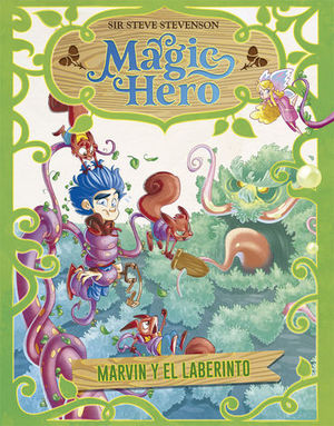 MAGIC HERO 5. MARVIN Y EL LABERINTO.