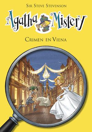 AGATHA MISTERY.  CRIMEN EN VIENA