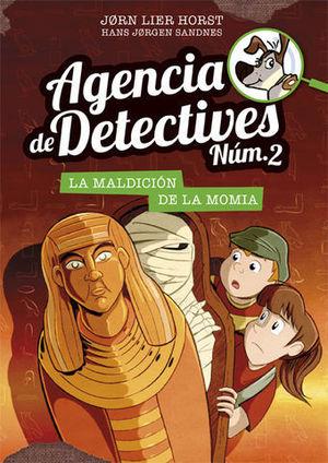 AGENCIA DE DETECTIVES NUM. 2.  LA MALDICION DE LA MOMIA