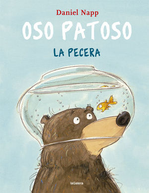 OSO PATOSO Y LA PECERA.