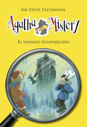 AGATHA MISTERY.  EL VIKINGO DESAPARECIDO