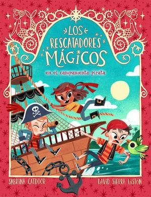 LOS RESCATADORES MAGICOS.  EN LA ESCUELA ENCANTADA